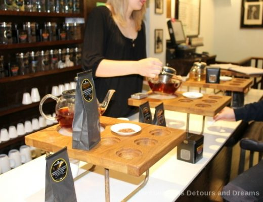 Twinings Tea Tasting in London