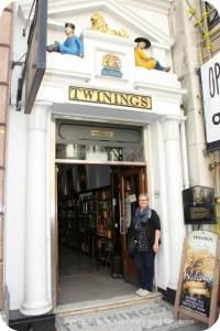 Twining Tea Tasting in London
