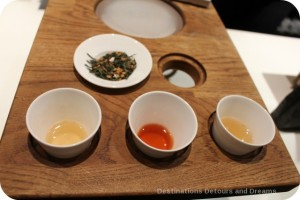 Twinings Tea Tasting in London