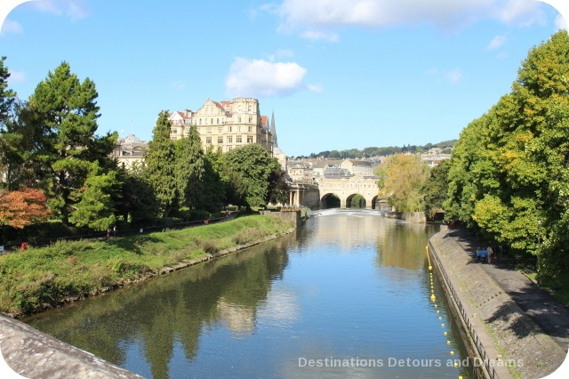 Kennet and Avon Cana;, Bath, Somerset