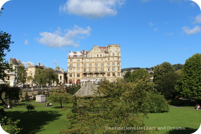Empire Hotel, Bath, Somerset
