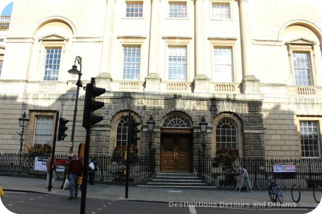 Guildhall, Bath, Somerset