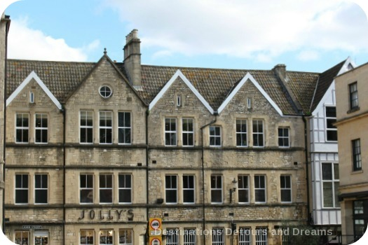 Jolly's, Bath, Somerset
