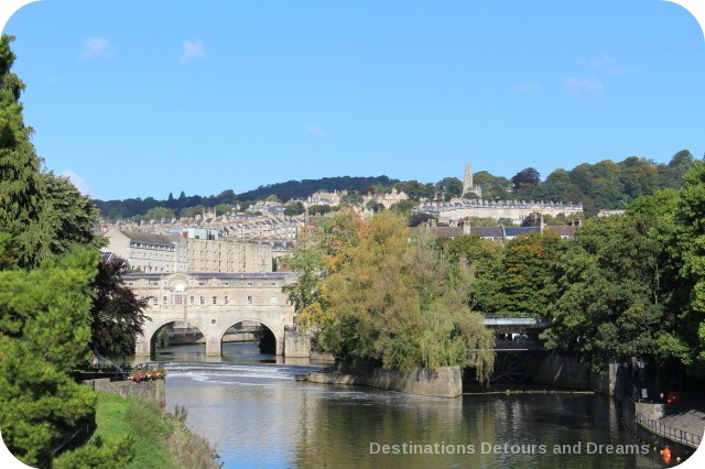 A Day in Bath