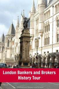 London Bankers and Brokers Tour: walking and discovering the history of the City of London