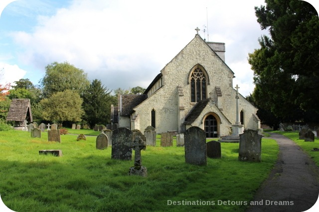 betchworth Church, Surrey