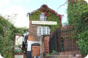 King William IV pub, Mickleham, Dorking