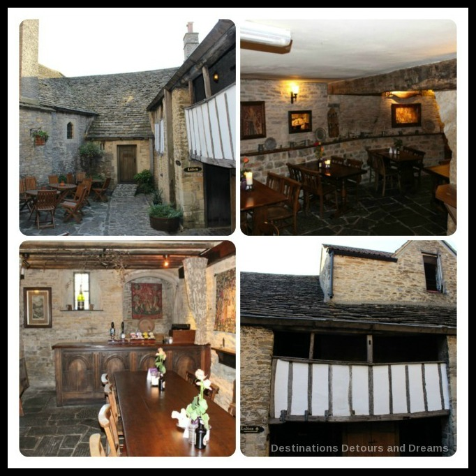 George Inn, Norton St. Philip, Somerset