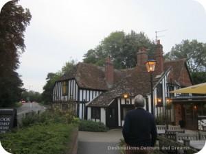 Swan Inn, Newtown, Newbury, Berkshire
