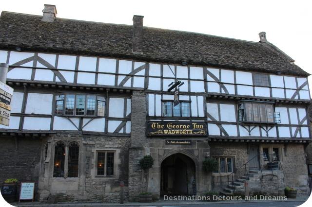 George Inn, Norton St. Philips, Somerset