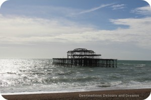 Remains for Brighton West Pier
