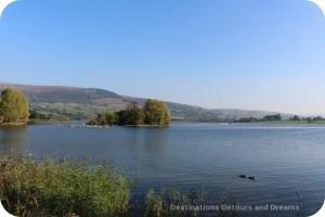Llangorse Lake, Wales