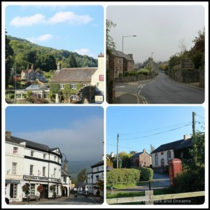 Wales villages and towns