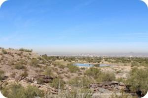 Mystery Castle view of Phoenix