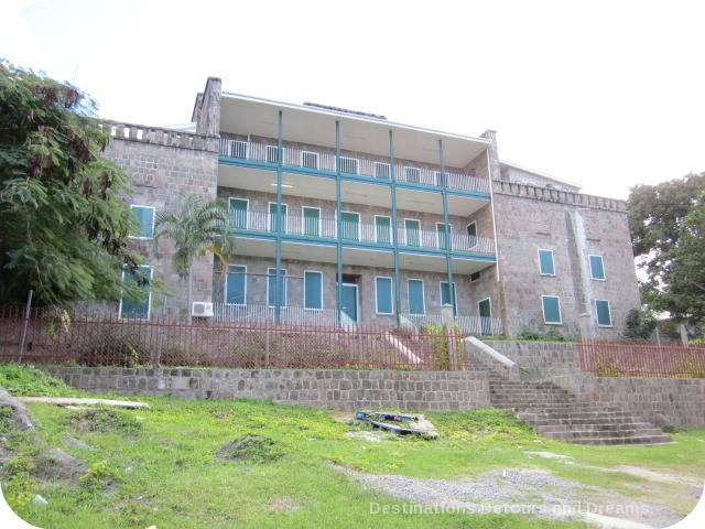 Bath Hotel, Nevis