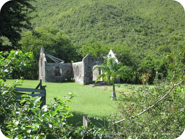 Cottle Church, Nevis