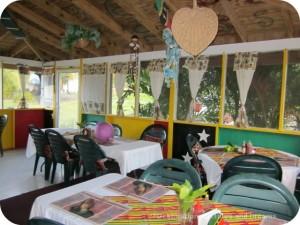 Rodney's Cuisine in Nevis
