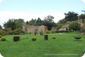 The Secret Castle of Usk