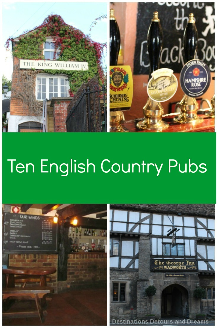 Ten English Country Pubs #England #Britishpubs #pub #countryside