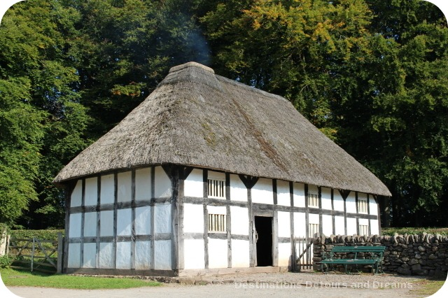 St Fagans National History Museum - Abernodwydd House