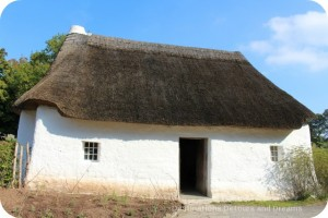 St Fagans National History Museum - Nantwallter Cottage