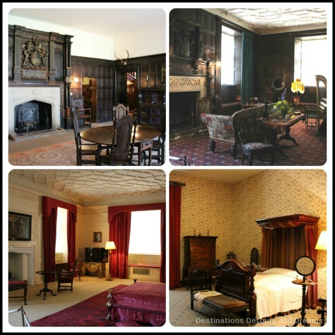 Inside St Fagans Castle