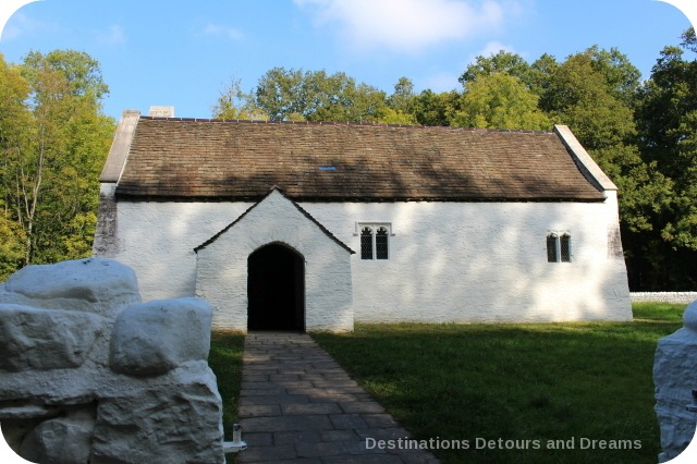 St Fagans National History Museum - St. Teilo's