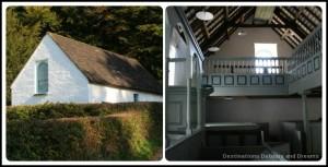 St Fagans National History Museum - Unitarian Church