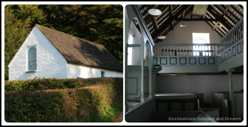 St Fagans National History Museum - Unitarian Church