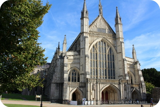 Wandering Through Winchester - Cathedral
