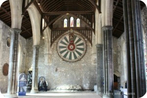 Wandering Through Winchester - Inside The Great Hall