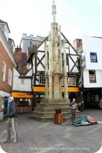 Wandering Through Winchester - High Cross