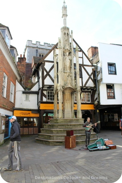 Wandering Through Winchester - High Cross