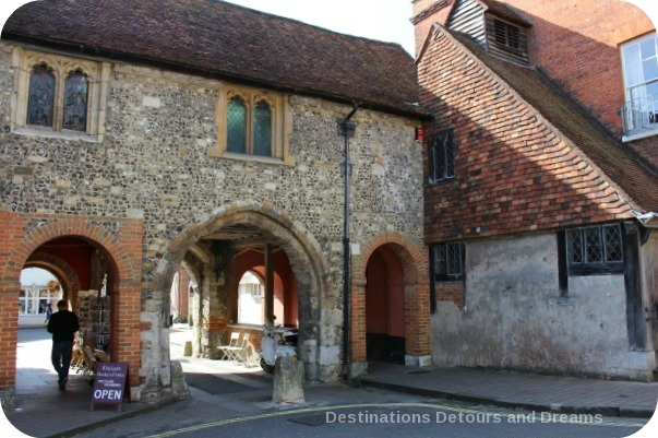 Wandering Through Winchester - Kingsgate
