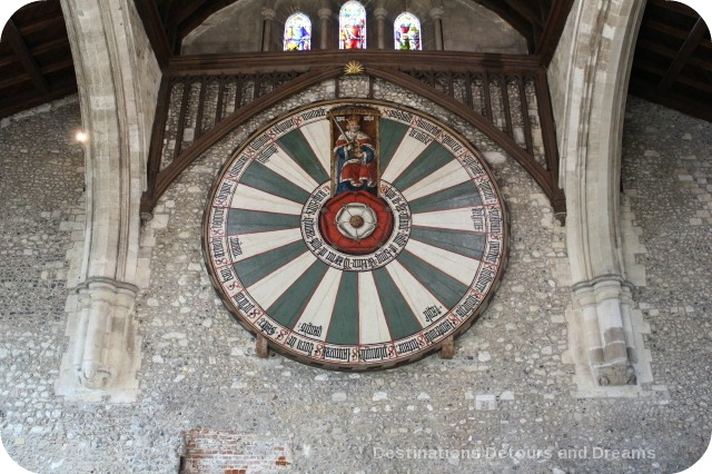 Wandering Through Winchester - The Round Table