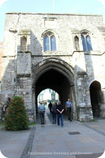 Wandering Through Winchester - Westgate