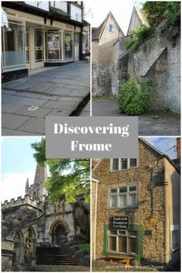 Discovering Frome, a historic market town in Somerset, England