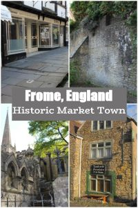 Discovering Frome, a historic market town in Somerset, England. #England #Somerset #Frome