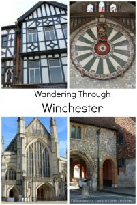 Wandering Through Winchester, England