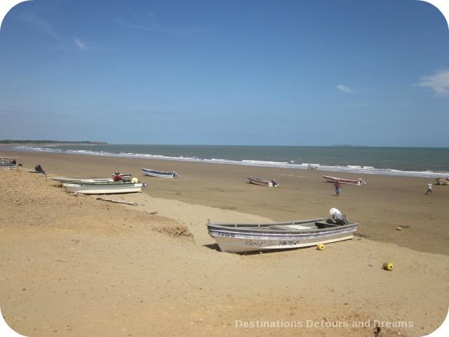 Playa Arenal, Pedasi