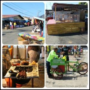 Pedasi Carnaval vendors