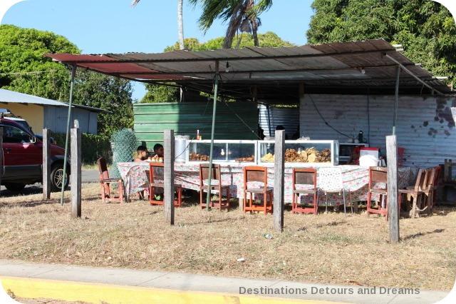 Pedasi Carnaval restaurant