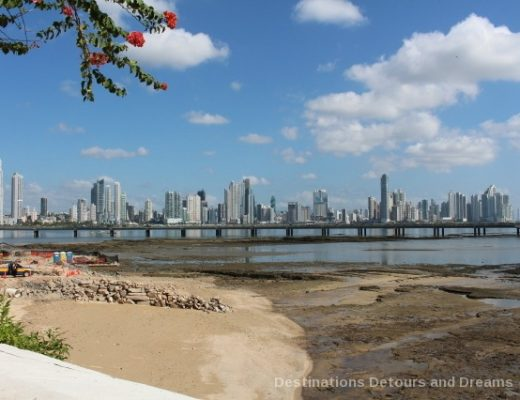 Panama City - a city of contrast