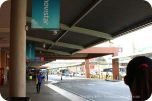 Albrook bus station, Panama City