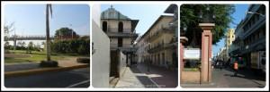 Streets of Panama City