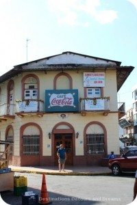 Cafe Coca-Cola, Panama City