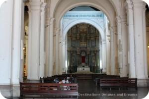 La Catedral interior, Panama City