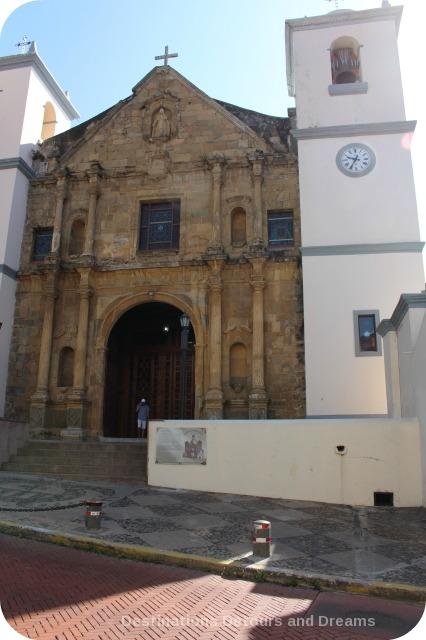 Iglesias de la Merced, Panama City