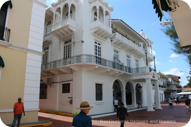 Palacio Presidencal, Panama City