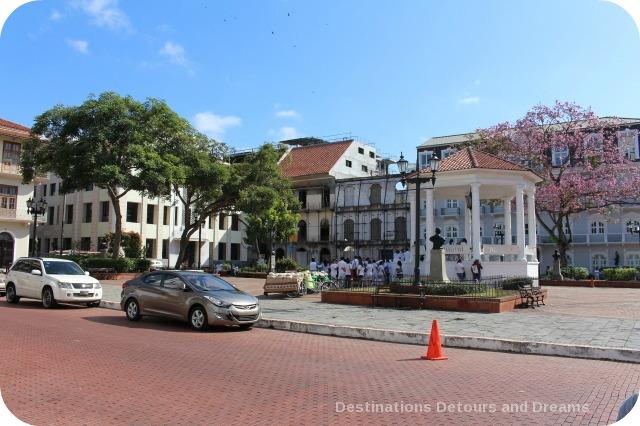 Plaza de la Catedral, Casco Viejo